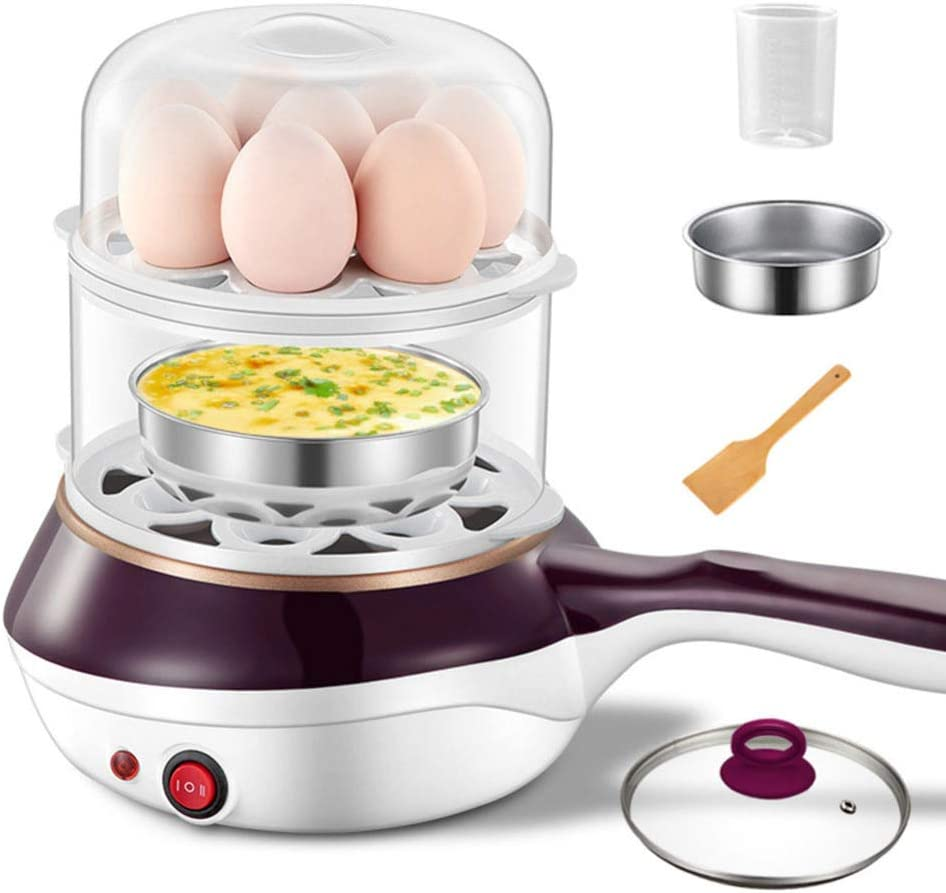 R&Y cocedor Huevos Cocina eléctrica para Huevos, multifunción ...