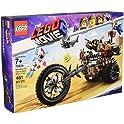 LEGO The Movie 2 MetalBeard's Heavy Metal Motor Trike! Building Kit