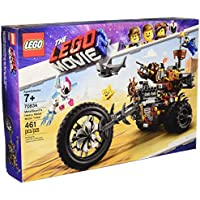 LEGO The Movie 2 MetalBeard's Heavy Metal Motor Trike! Building Kit (461 Pieces)