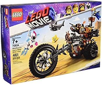 LEGO The Movie 2 MetalBeard's Heavy Metal Motor Trike! Building Kit