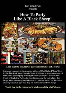 How To Party Like A Black Sheep!