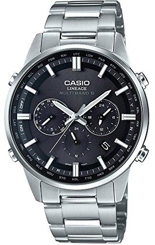 [カシオ]CASIO 腕時計 LINEAGE 世界6局対応電波ソーラー LIW-M700D-1AJF メンズ B01L0UWUII