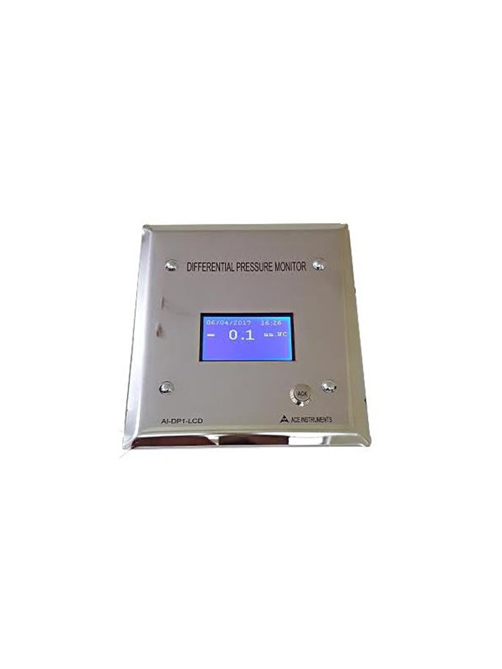 Ace Instruments AI-DP1-1-LCD Differential Pressure Indicator Transmitter