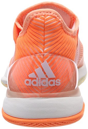 3 Coral Ubersonic Orange aero Chalk Chaussures hireor Femme Adizero hi Chacor adidas aerblu res de Blue Orange Tennis px4w5q