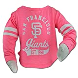 Giants Toddler Classic Pink Tee