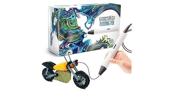 Amazon.com: MYNT3D Bolígrafo impresora 3d profesional ...