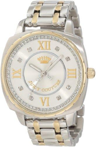 Juicy Couture Women's 1900955 Beau Two Tone Bracelet Watch