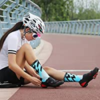 AYXKTBHSX Calcetines de Ciclismo Deportes Bicicleta Correr Clases ...
