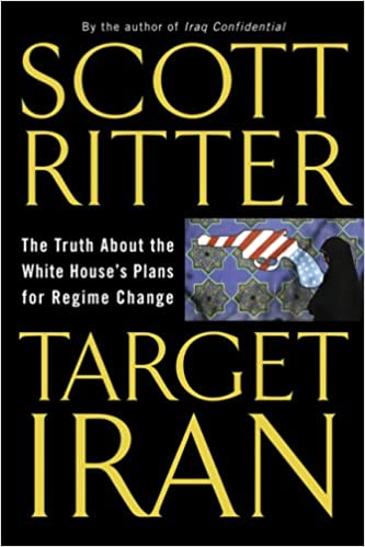 Target Iran: The Truth About the White House's Plans for Regime