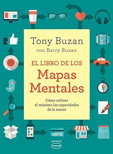 El libro de los mapas mentales (Spanish Edition) by Urano