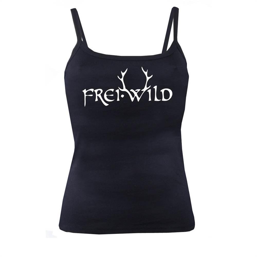 Frei.Wild - Geweih Träger-Girlie Shirt