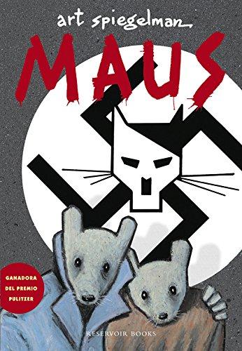 Descargar Libro Maus Art Spiegelman