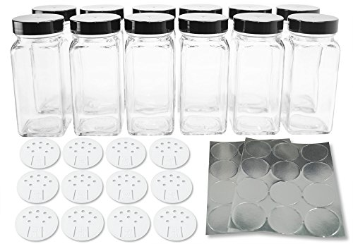 plastic 4 oz jar - 9