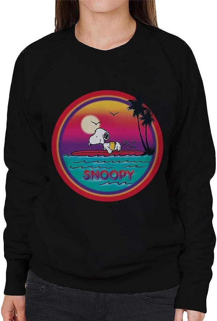Peanuts Snoopy American Celebrations Mens Hooded Sweatshirt