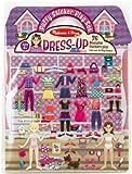 Puffy Sticker Play Set - Dress-Up (48 Pieces)