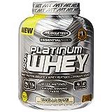 MuscleTech Essential Series 100% Platinum Whey Vanilla Cake - 5 lbs (2.27kg)