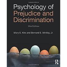 Psychology of Prejudice and Discrimination: 3rd Edition