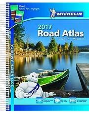 Michelin North America Road Atlas 2017, 15e