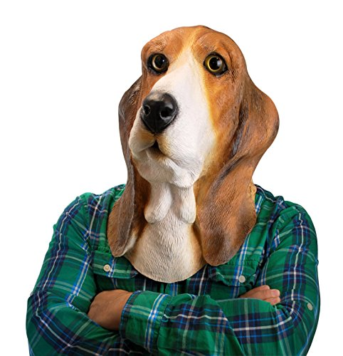 Big Mouth Toys Bowser Basset Hound Mask