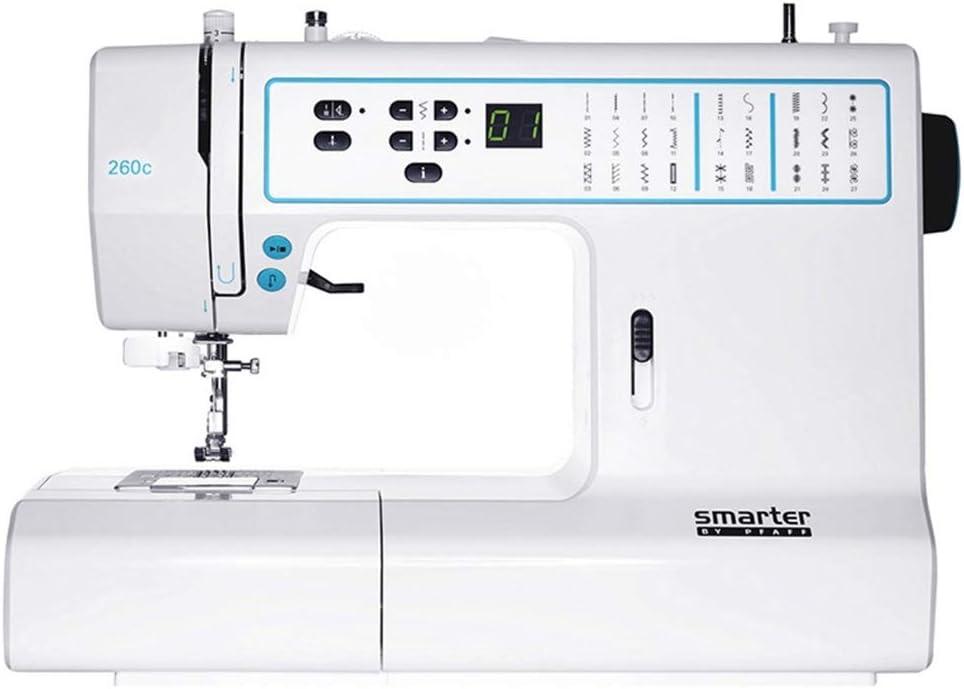 Máquina de coser electrónica Pfaff Smarter 260C