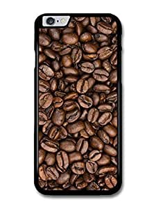 """AMAF ? Accessories Baked Coffee Beans Brown Pattern case for for iPhone 6 Plus (5.5"""")"""