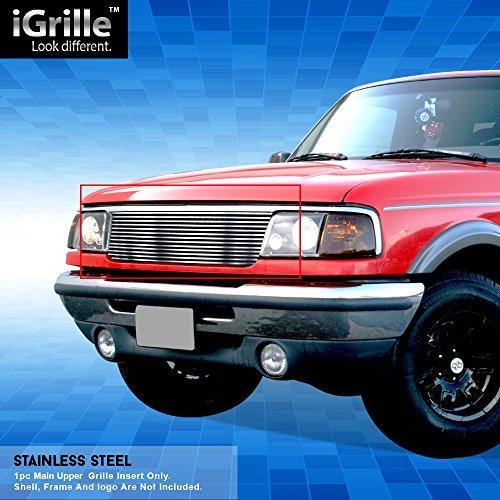 Off Roader Stainless Steel eGrille Billet Grille Grill for 1993-1997 Ranger 2WD Insert