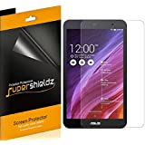 [3-Pack] Supershieldz- High Definition Clear Screen Protector For ASUS MeMO Pad 8 / MG8 (ME181C) + With Lifetime Replacements Warranty [3-PACK] - Retail Packaging