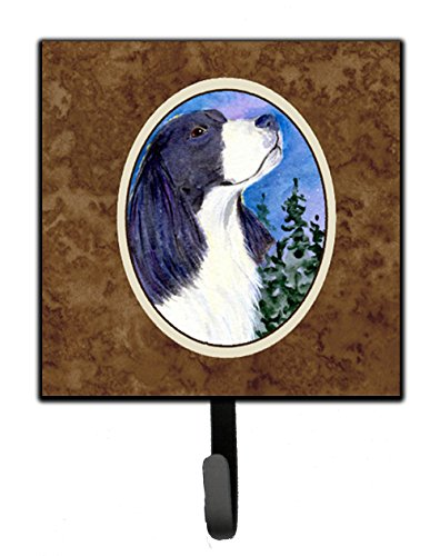 (Caroline's Treasures SS8985SH4 English Springer Spaniel Leash Holder or Key Hook, Small, Multicolor)