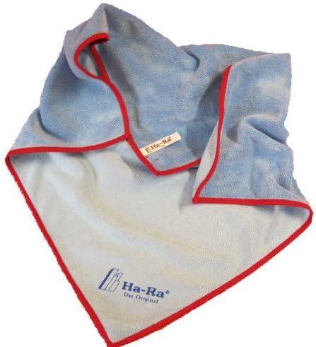 Ha Ra Tuch Star Blau Mit Rotem Rand Küche Haushalt