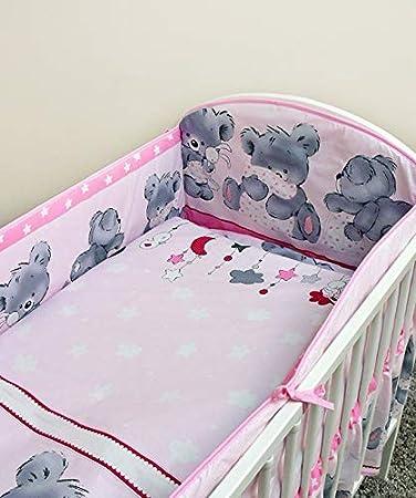Nursery Cot Bedding All-Round Bumper 360cm 120x60 Pattern 5