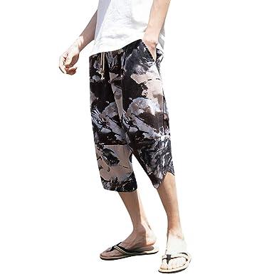 Hombre Pantalones Estrecho Pantalones Deportivos Hombres Tallas ...