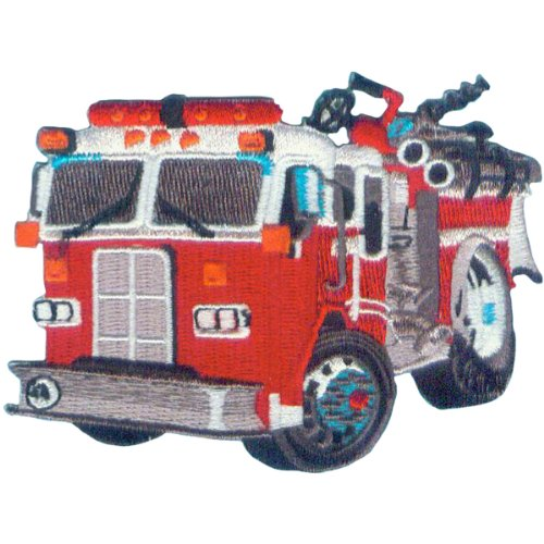 Application Rescue Small Firetruck Patch