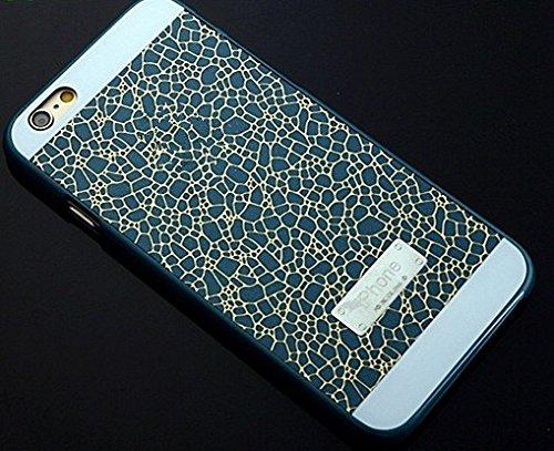Iphone Hülle für Appel Iphone 6 Cover Case Schutz Tasche Hard Case Grün -ACAccessoires