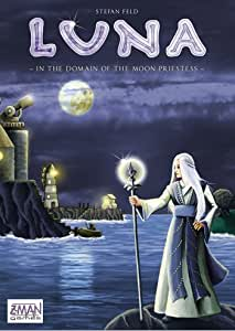 Luna: In the Domain of the Moon Priestess