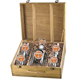 Pewter University of Tennessee Capitol Decanter Box Set