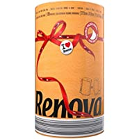 RENOVA Küchenrolle XL 3er PACK, orange