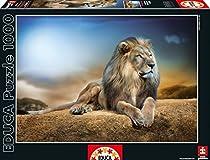 His Majesty - Educa 1000 Piece Puzzle by Educa