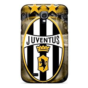 JtB15595dMrP Case Cover Protector For Galaxy S4 Juventus Case
