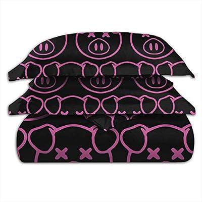Sha-ne Da-wsOn Pig 3-Piece Bedding Set 86