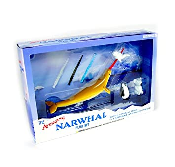 Avenging Narwhal Playset Amazonca Home Kitchen