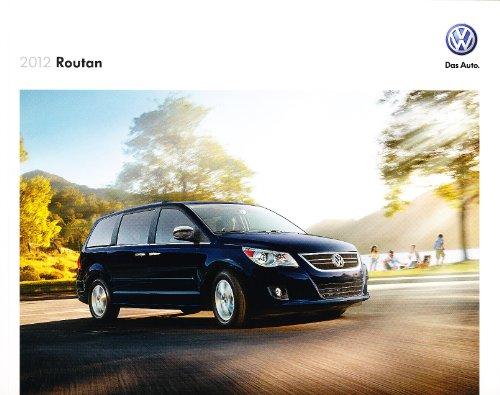 2012-volkswagen-vw-routan-van-24-page-original-sales-brochure-catalog