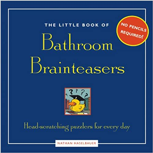 Kindle e-kirjojen myymälä: The Little Book of Bathroom Brainteasers in Finnish PDF ePub iBook 1592331025