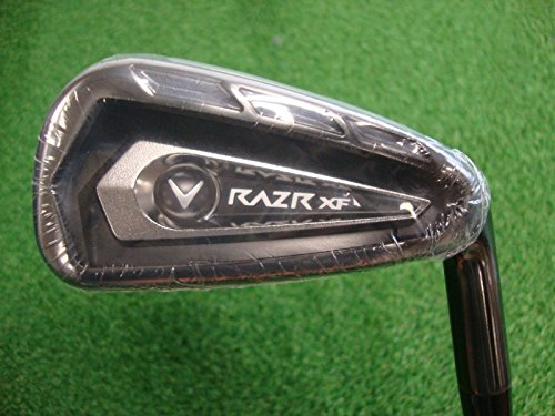 Callaway RAZR XF Single 6 Iron Graphite Stiff flex shaft Right-Handed by Callaway RAZR XF