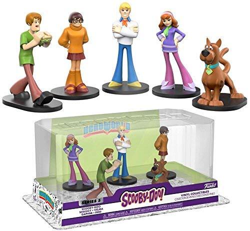 Funko Hero World - Scooby-Doo [Series 5] - Scooby-Doo, Shaggy, Velma, Daphne, and Fred - Target ()