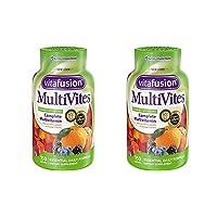 Vitafusion Multi-vite Gummy Vitamins For Adults, 2 Pack (150-Count)