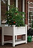 Cambridge 36'W x 24'L Vinyl Raised Planter