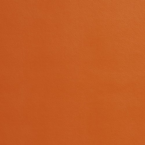 [G534 Orange Upholstery Grade Recycled Leather (Bonded Leather) By The Yard] (Recycled Material Costume)
