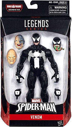 venom build a figure - 8