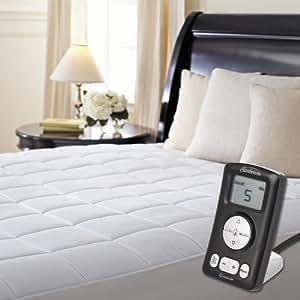 Slumberest MRU5PTS-S000-12A00 Premium Heated Mattress Pad, Twin