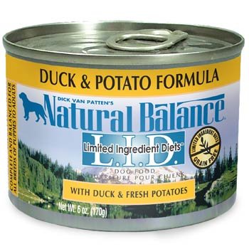 Natural Balance L.I.D. Limited Ingredient Diets® Canned Dog Formula